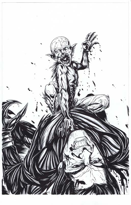 Jeremy Haun - The Darkness (Top Cow)
