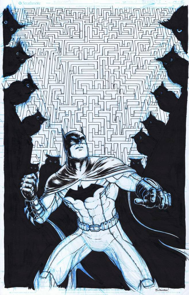 Chris Burnham - Batman (Vol. 2)
