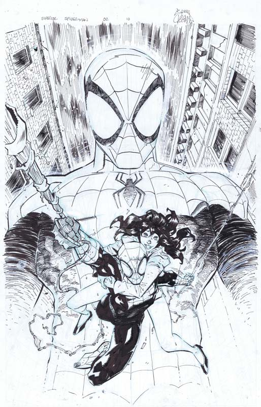 Ryan Stegman - Superior Spider-Man (Marvel)