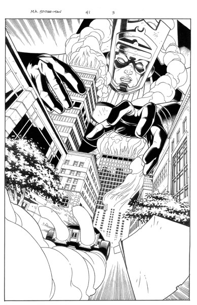 Ryan Stegman - Marvel Adventures: Spider-man (Marvel)