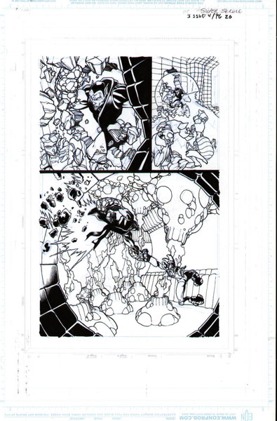 Gregory Titus - Super Skrull: Annihilation Tie-In