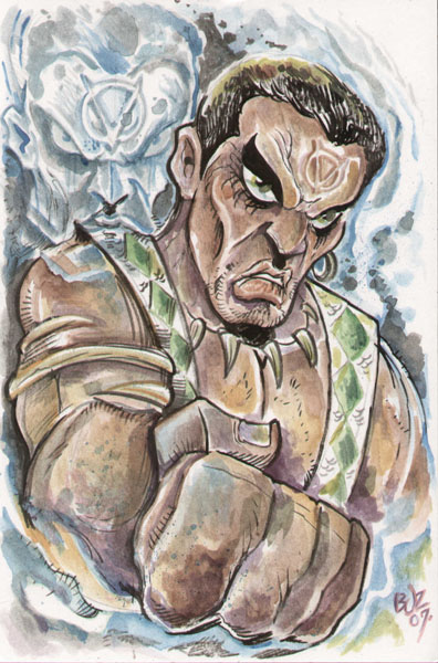 Buz Hasson - Brother Voodoo