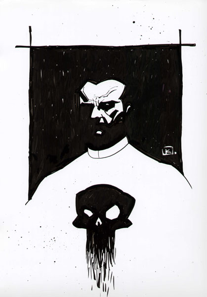 Andy Kuhn - Punisher