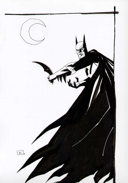 Andy Kuhn - Batman